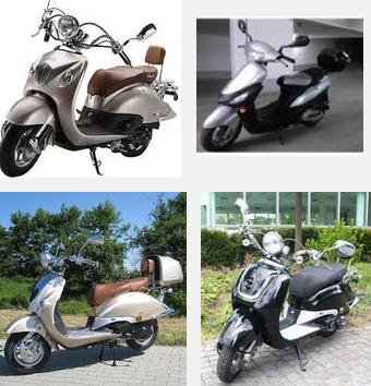 Motorroller als EInstieg in den motorisierten Straßenverkehr für Jugendliche